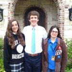 Allison, Nick, and Ashley Chaffin