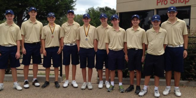 Strong Showing in Jesuit Golf's First Week of Competition