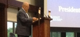 Calming the Storms: President's Prayer Service 9/12/14