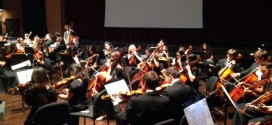 Jesuit Orchestra Rocks the Fall Concert