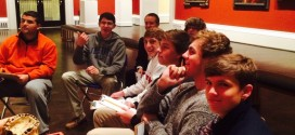 Catholic History Students Take Field Trip to SMU's Meadows Museum