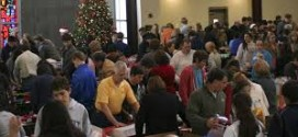 Annual Adopt-a-Family Event Spreads Christmas Cheer