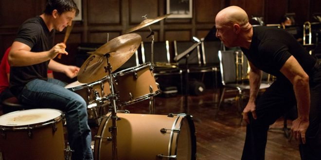 Miles Teller and J.K Simmons shine in <em>Whiplash</em>