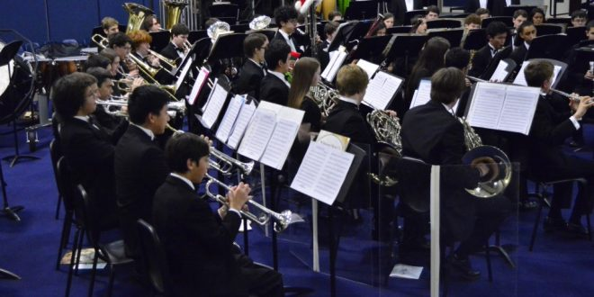 'Tis The Season: Jesuit Ursuline Ranger Band Christmas Concert