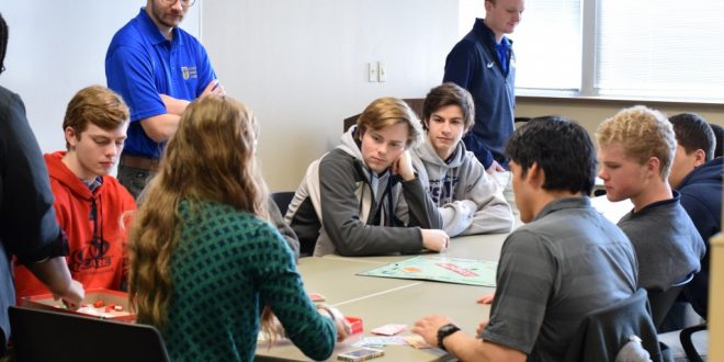 Mission Waco Poverty Simulation