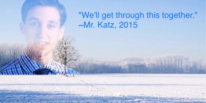 All the Best, Mr. Katz