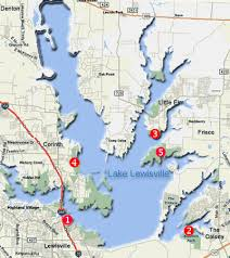 Catching the big one dallas area 39 s best fishing spots for Lake lewisville fishing