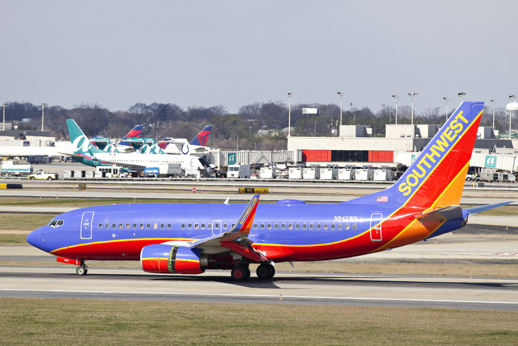 southwest airlines and gary kelly