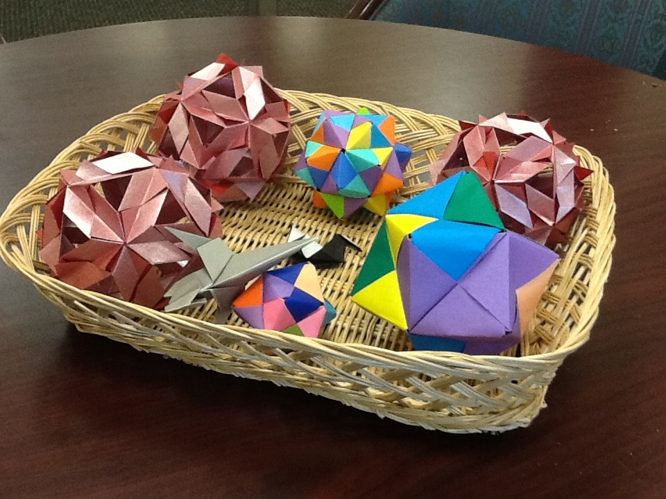 Jesuit Origami Society Turns Paper Into Water The Roundup