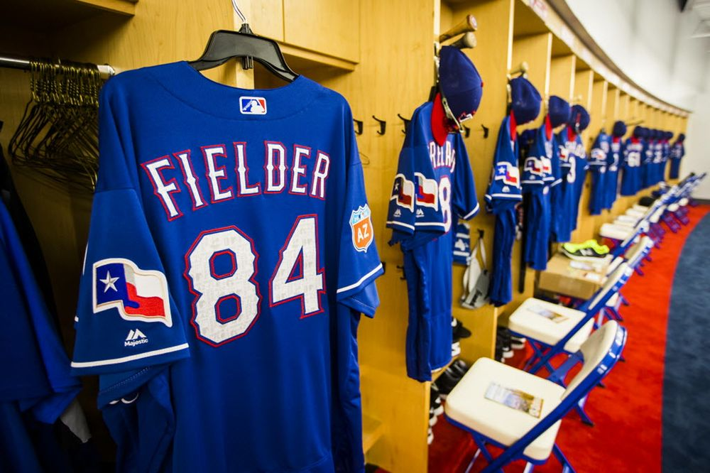 The Rangers' roster is impressively deep this year, and that could be a deciding factor in repeating as division champions