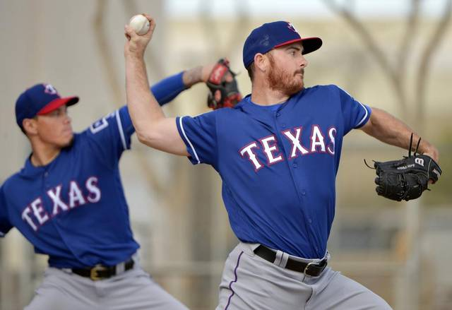 The Rangers bullpen doesn't have big name fireballers like the league's premier bullpens, but Sam Dyson and Co. make up what might be the deepest 'pen in the bigs