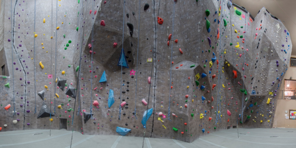 Student Rock-Climbing Sensation // The Roundup
