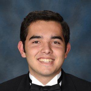 Mathieu Lavault '18, Associate Editor