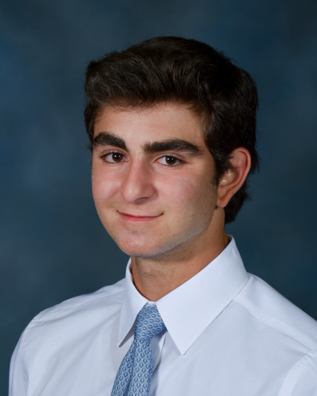 Trey Ashmore '20, Editor-in-Chief