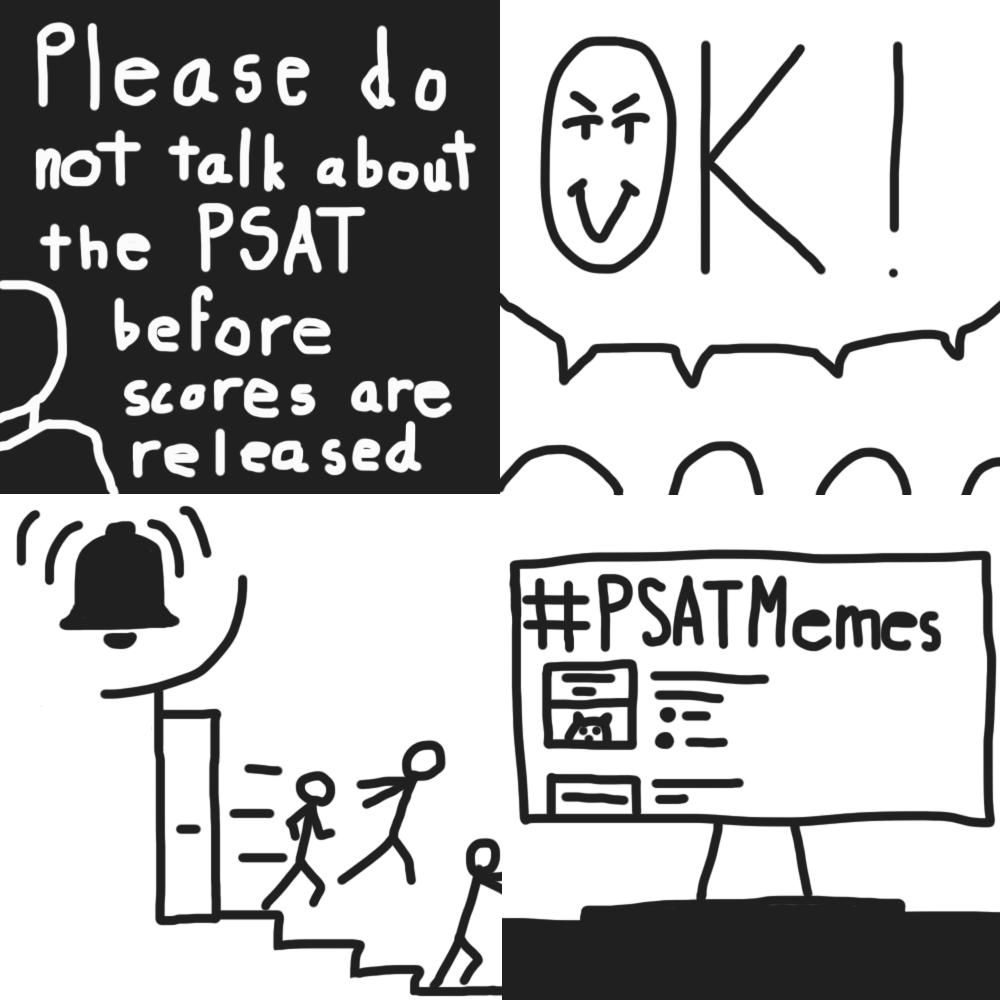 P.S.A.T. Memes